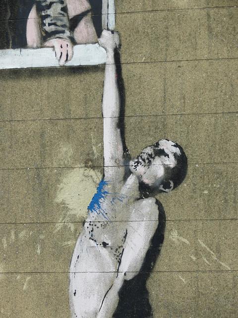 Banksy - Hanging Man