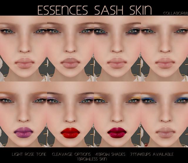 Essences Sash Skin C88
