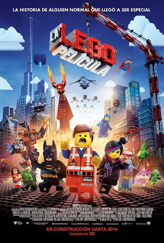 Lego La Película - Estreno destacado