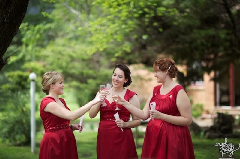 Wine ceremony - Cheers!