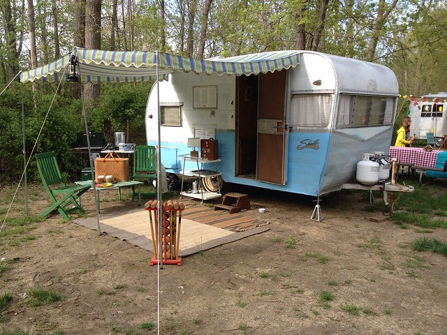 Mothers Day Camping 2013