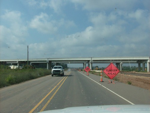 I-49 Freeway Construction From LA 173 SB (2)