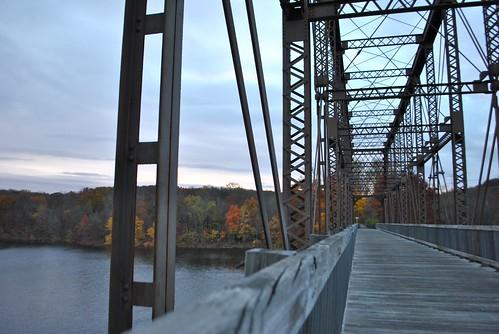 Croton Reservoir Bridge
