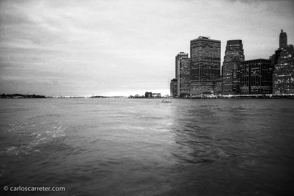 East River y Lower Manhattan