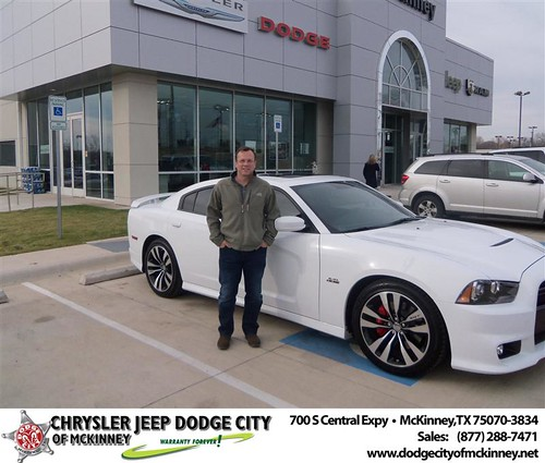 Happy Birthday to James J Matthews Iii from Joe Ferguson  and everyone at Dodge City of McKinney! #BDay by Dodge City McKinney Texas