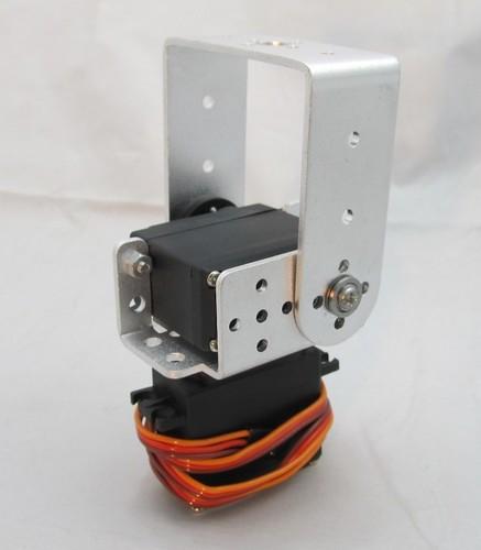 Arduino 智能小車實作-連上電源與舵機測試 | Kenmingの鮮思維