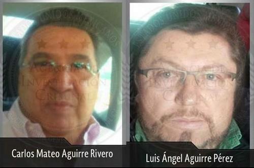 La PGR, omisa en denuncia contra Aguirre Rivero