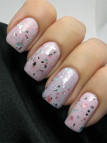 Essie Go Ginza / Essence Hello Marshmallow