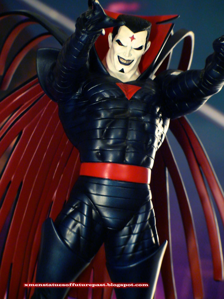 Xmen Statues of Future Past Mr Sinister Statue by