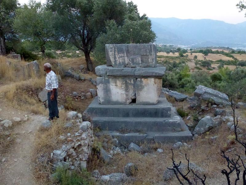 Turquie - jour 16 - Cités lyciennes - 143 - Patara et Xanthos