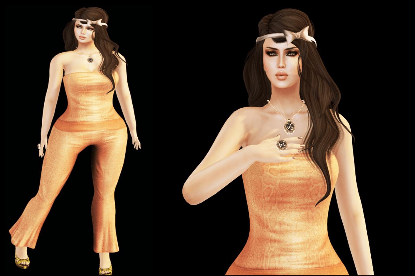 Farrah Collage
