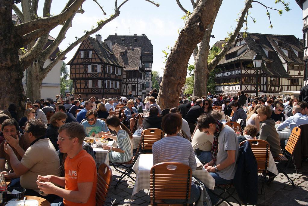 Place Benjamin Zix, Petite-France