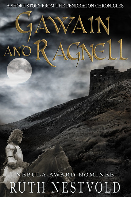 Cover for Gawain and Ragnell
