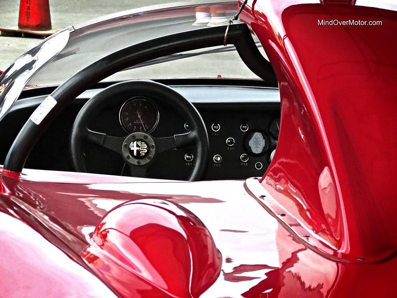 Alfa Romeo Tipo 33/2 Race Car