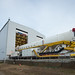 Antares Rocket Rollout (201401050007HQ)