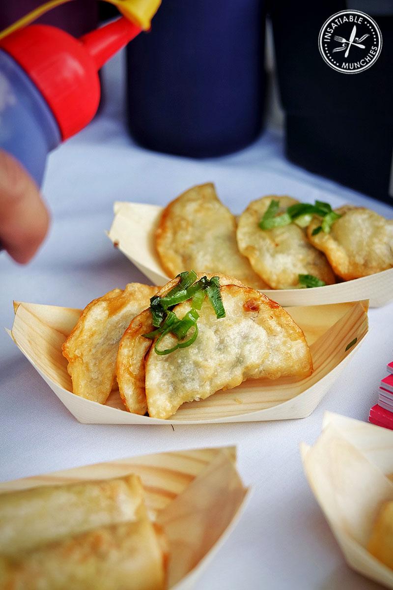 Crispy Dumplings from Fat Noodle
