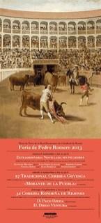 Feria Pedro Romero Ronda 2013