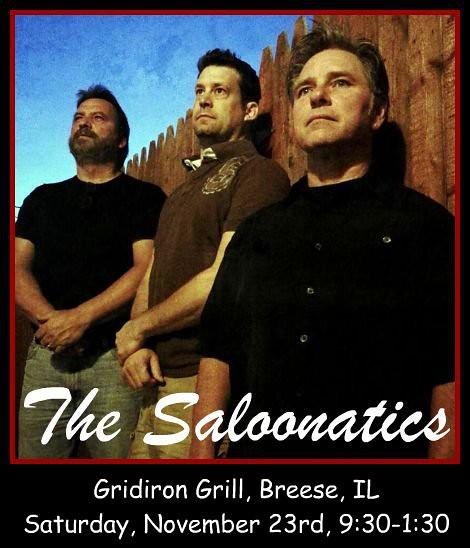 The Saloonatics 11-23-13