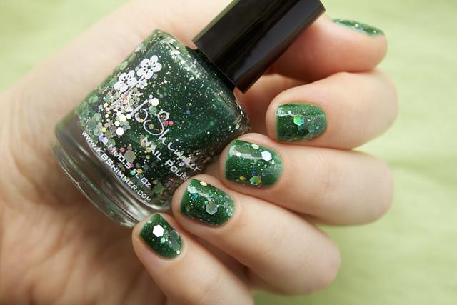 06 KBShimmer Green Hex&Glam