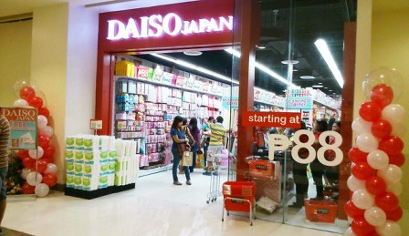 DAISO JAPAN, ROBINSONS PLACE