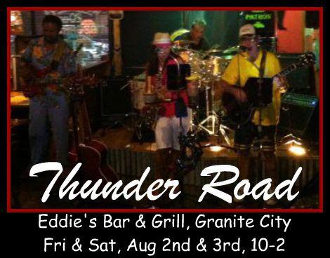 Thunder Road 8-2, 8-3-13