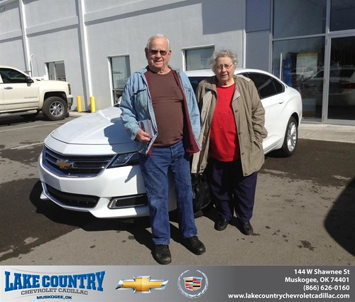 lake country chevrolet cadillac muskogee oklahoma customer reviews and testimonials frank murch. Black Bedroom Furniture Sets. Home Design Ideas