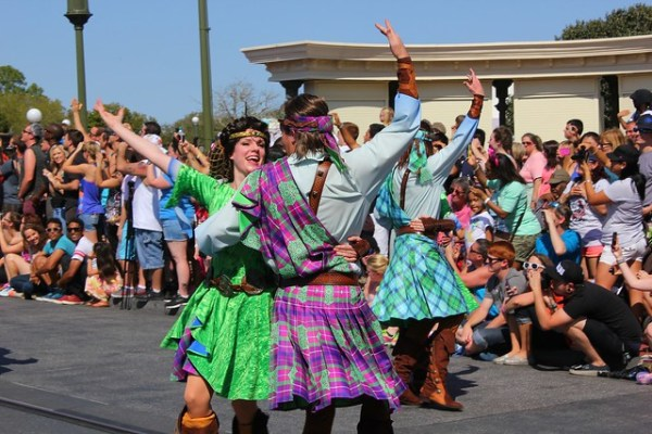 Festival of Fantasy Parade debut at Walt Disney World