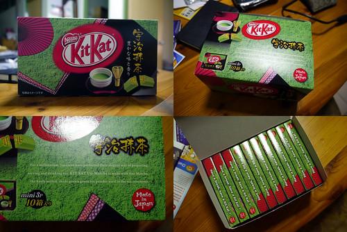KitKat Uji-Matcha