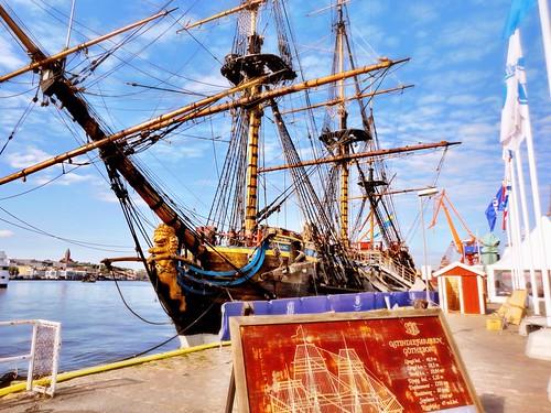 Good Ship Götheborg by SpatzMe