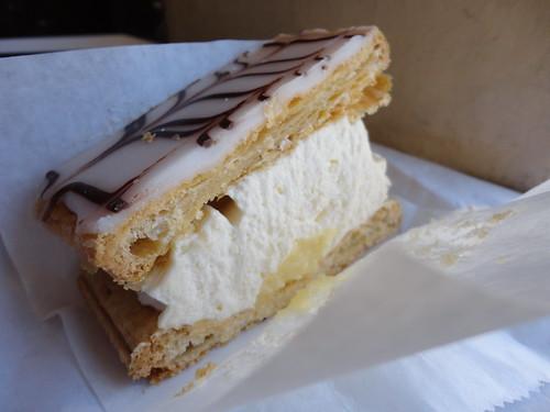 Cream slice by South Downs MTB Skills