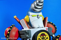 Banpresto One Piece WCF Mega Franky Shogun Review (27)
