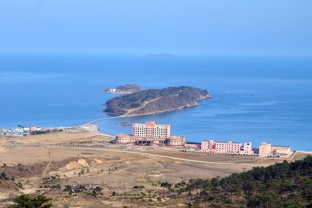 Rason, North Korea Emperor Hotel and Casino