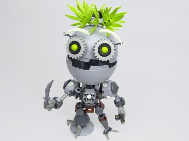 Borris the Pirate Jigbot