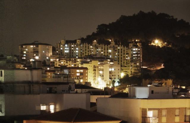 Málaga en compacta