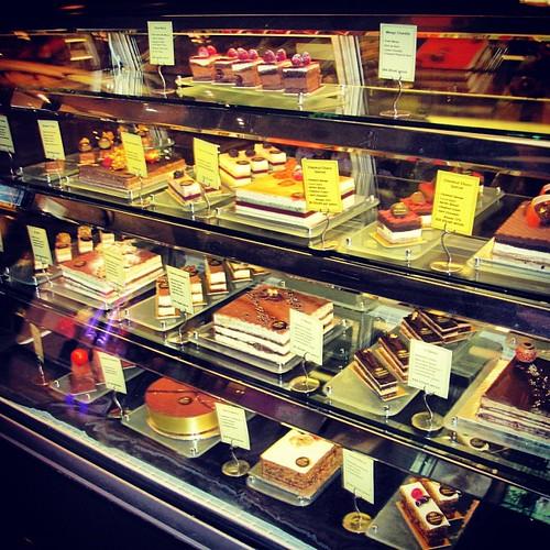 So much dessert Hilton #singapore by @MySoDotCom