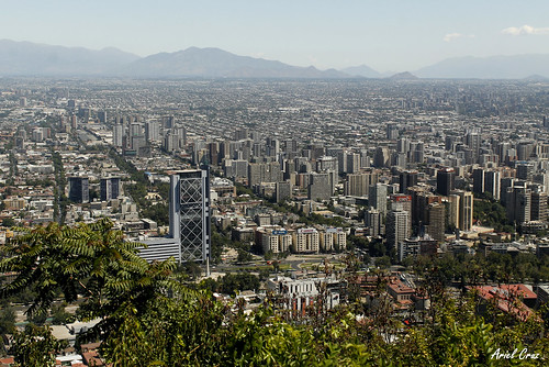 Santiago de Chile - Cerro San Cristóbal