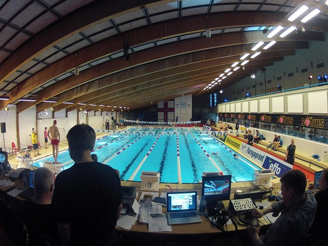 My seat at the Faroe Champs 2013