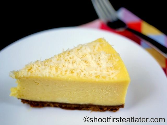 Greg Guy's Fiesta Cheesecakes -queso de bola