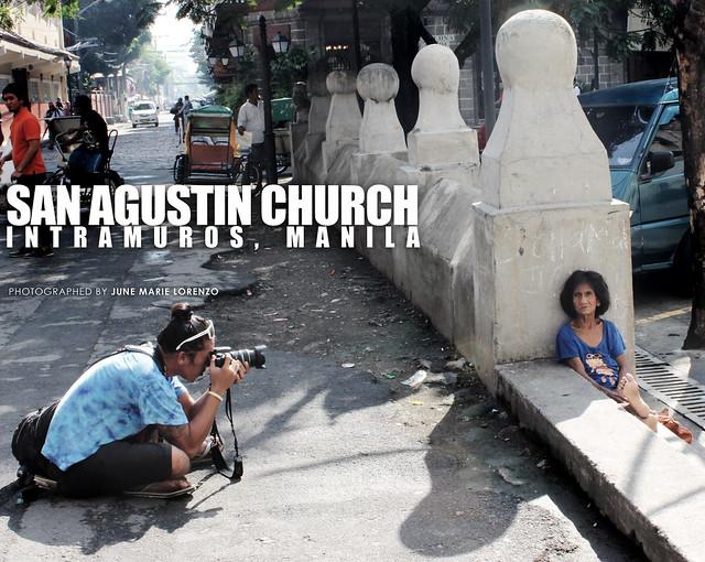 DPP's The Shutter Games Photo Challenge Intramuros Manila