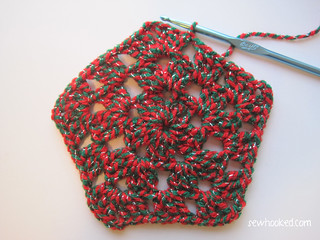 Easy Crochet Christmas Stocking
