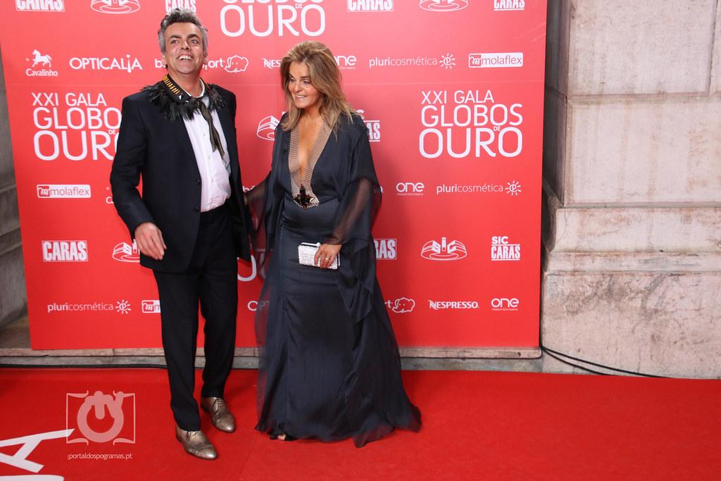 XXI Globos de Ouro - Red Carpet