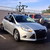 Mk3 and ST Roof-racks! - Page 7 - Ford Focus Forum, Ford ...