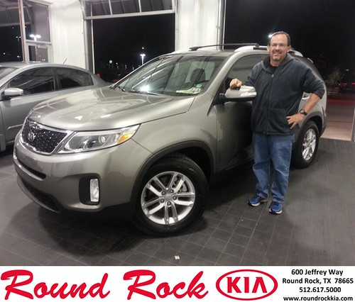 Thank you to Jon  Mccravy on your new 2014 #Kia #Sorento from Kelly  Cameron and everyone at Round Rock Kia! #Awesome by RoundRockKia