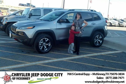 Dodge City McKinney Texas Customer Reviews and Testimonials-Kristy Platt by Dodge City McKinney Texas