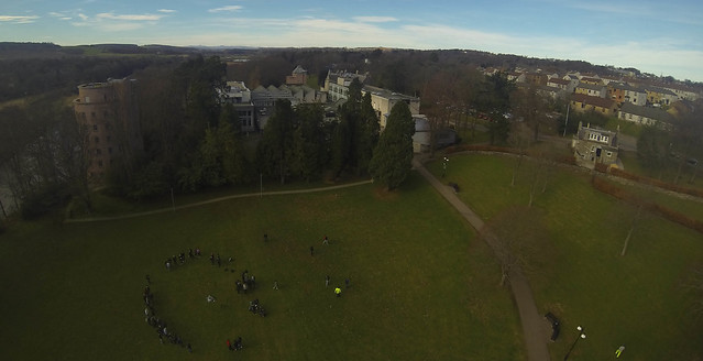 In class Quadcopter Flights