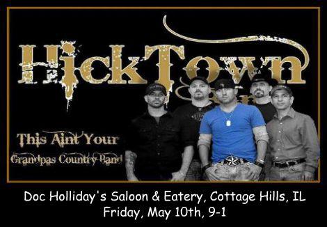 Hicktown 5-10-13
