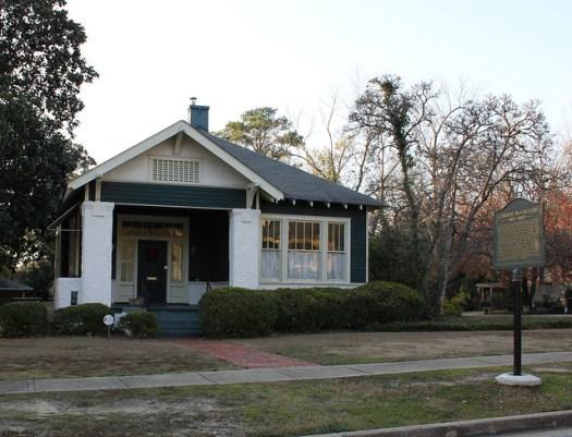 Carson McCullers' Home, Columbus GA