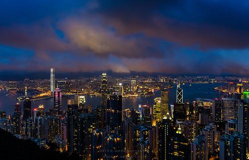 Hong Kong first sight