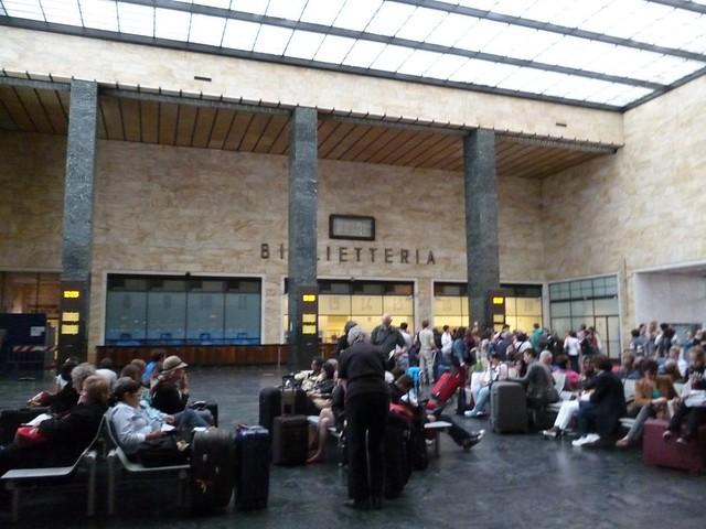 Florence train station