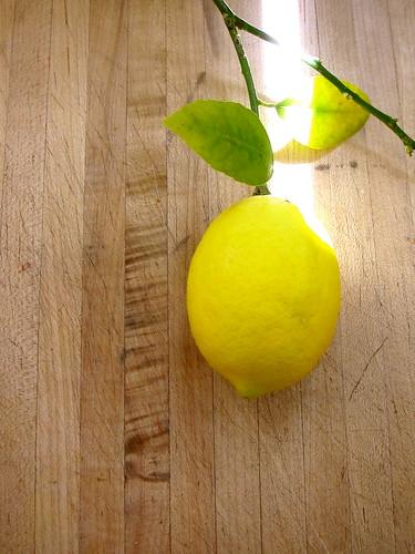 5.13.13 Lemon, Asparagus and Sunchokes